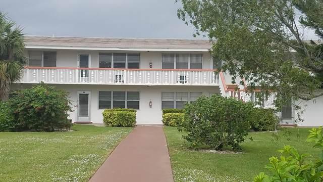 367 Sheffield O #367, West Palm Beach, FL 33417 (#RX-10686811) :: Baron Real Estate