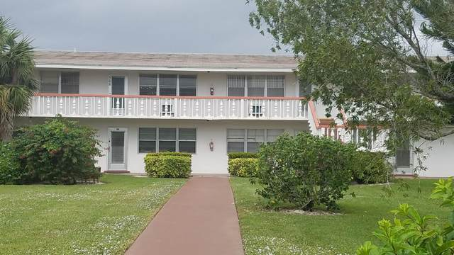 367 Sheffield O #367, West Palm Beach, FL 33417 (#RX-10686811) :: Ryan Jennings Group