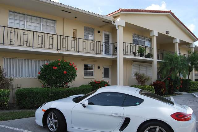 2202 NE 36th Street #21, Lighthouse Point, FL 33064 (MLS #RX-10686820) :: Berkshire Hathaway HomeServices EWM Realty
