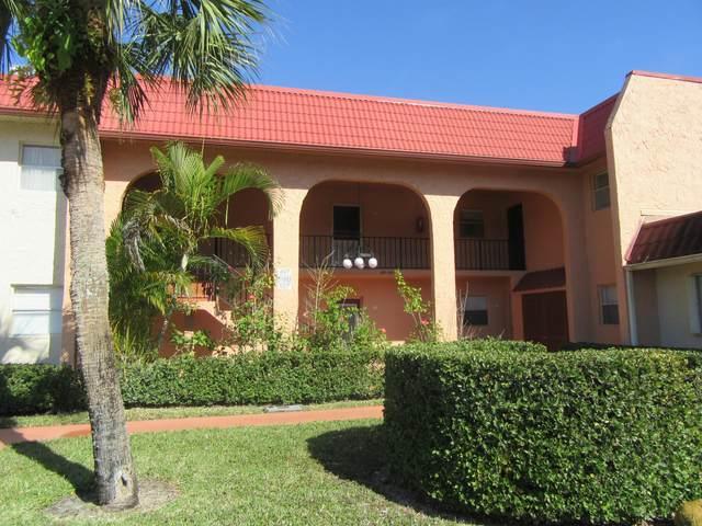 499 Lake Dora Drive #499, West Palm Beach, FL 33411 (MLS #RX-10686821) :: The Jack Coden Group