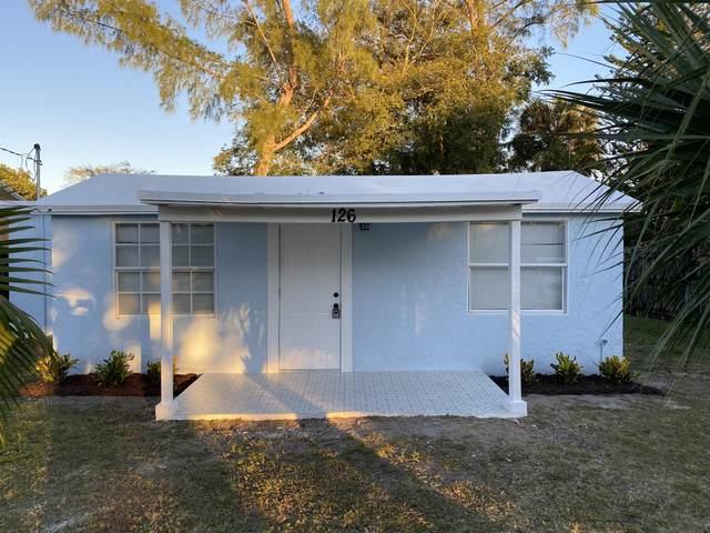 126 Caroline Drive, West Palm Beach, FL 33413 (MLS #RX-10686847) :: The Jack Coden Group