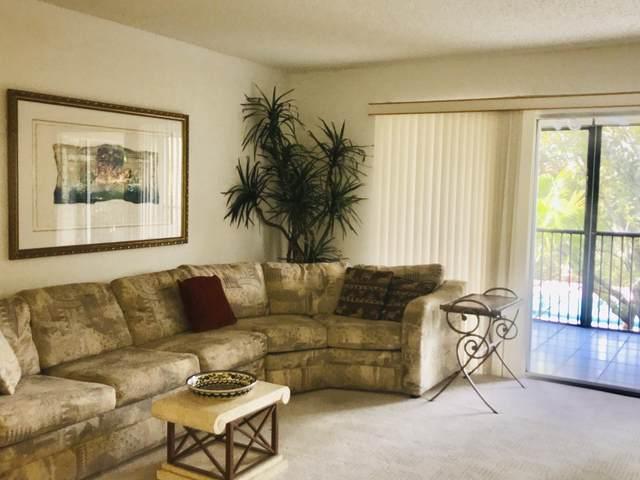 2208 S Cypress Bend Drive #308, Pompano Beach, FL 33069 (#RX-10686872) :: The Rizzuto Woodman Team