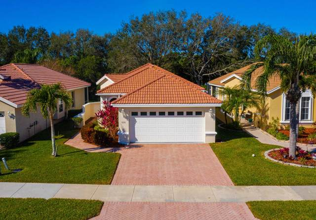 626 SW Treasure Cove, Port Saint Lucie, FL 34986 (#RX-10686888) :: Realty One Group ENGAGE