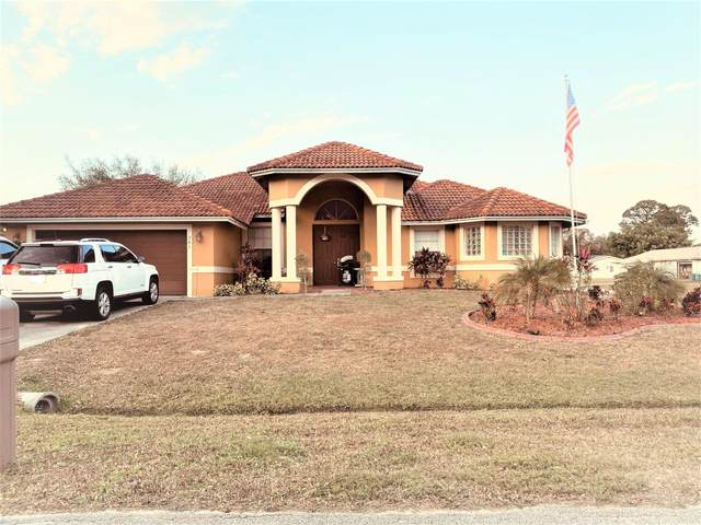 701 NW Kilpatrick Avenue, Port Saint Lucie, FL 34983 (#RX-10686893) :: Realty One Group ENGAGE