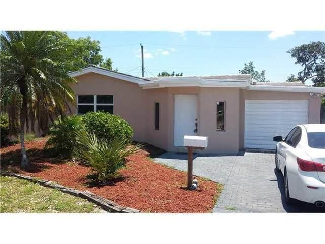 6760 Greene Street, Hollywood, FL 33024 (MLS #RX-10686901) :: United Realty Group