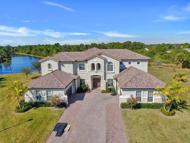 5073 SW Sensation Street, Palm City, FL 34990 (#RX-10686903) :: Realty One Group ENGAGE