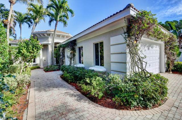 7969 Trieste Place, Delray Beach, FL 33446 (MLS #RX-10686936) :: The Jack Coden Group