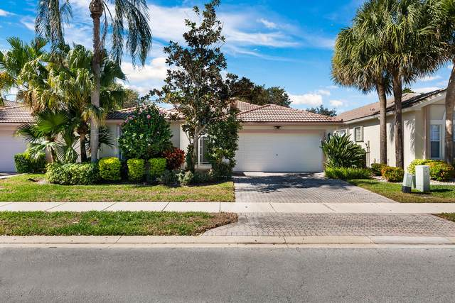6552 Malta Drive, Boynton Beach, FL 33437 (MLS #RX-10686938) :: The Jack Coden Group