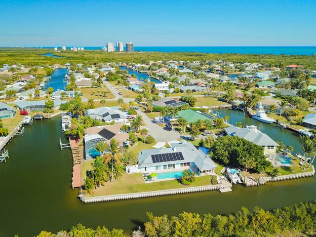 113 Queen Catherina Court, Hutchinson Island, FL 34949 (#RX-10686951) :: Real Treasure Coast