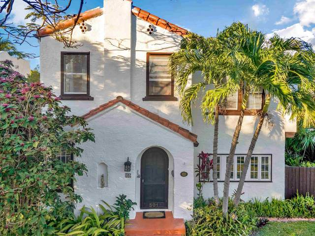 501 26th Street, West Palm Beach, FL 33407 (MLS #RX-10686966) :: THE BANNON GROUP at RE/MAX CONSULTANTS REALTY I