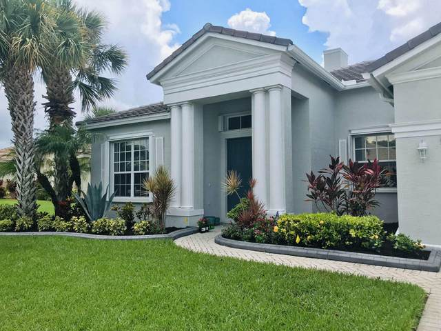 418 SW Blue Spring Court, Port Saint Lucie, FL 34986 (#RX-10686974) :: The Reynolds Team/ONE Sotheby's International Realty