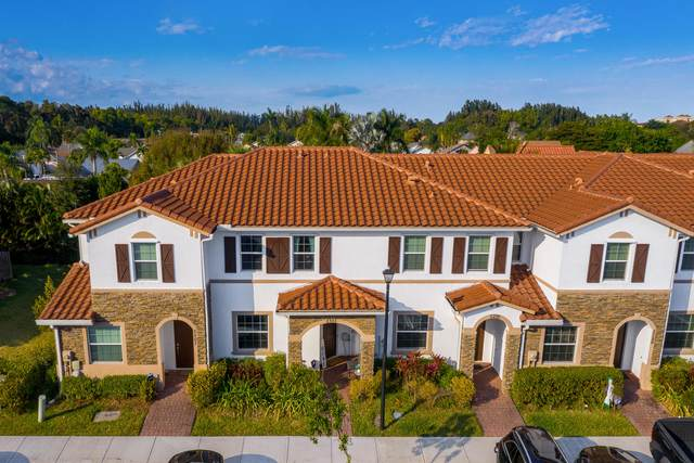 5301 Ellery Terrace, West Palm Beach, FL 33417 (#RX-10687008) :: The Reynolds Team/ONE Sotheby's International Realty