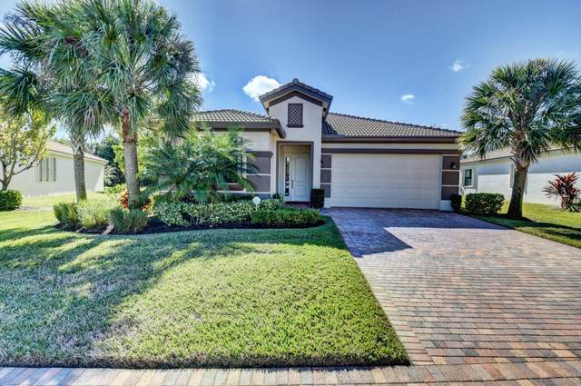 9482 Isles Cay Drive, Delray Beach, FL 33446 (#RX-10687050) :: The Reynolds Team/ONE Sotheby's International Realty