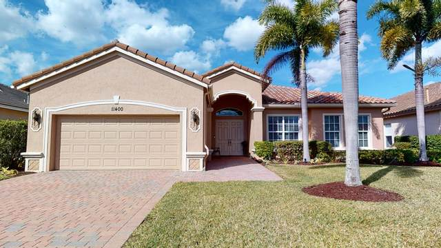 11400 SW Aspen Lane, Port Saint Lucie, FL 34987 (MLS #RX-10687057) :: Dalton Wade Real Estate Group