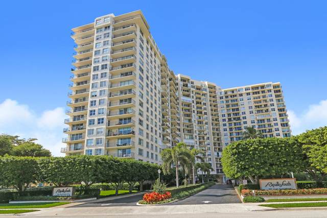 1801 S Flagler Drive #1504, West Palm Beach, FL 33401 (MLS #RX-10687059) :: Dalton Wade Real Estate Group