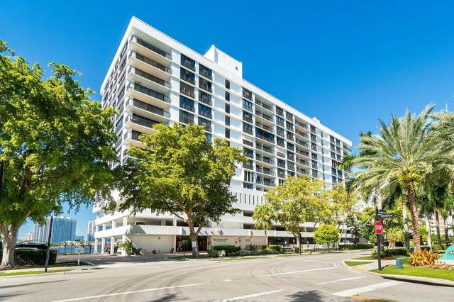17720 N Bay Road #701, Sunny Isles Beach, FL 33160 (MLS #RX-10687066) :: Miami Villa Group