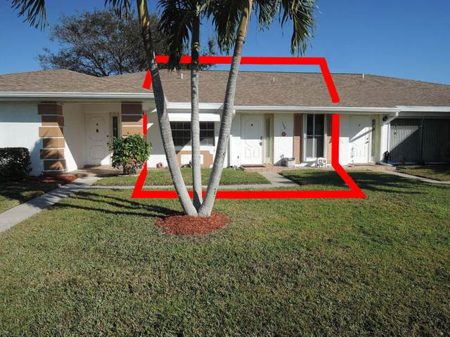 124 Lakes End Drive B, Fort Pierce, FL 34982 (#RX-10687069) :: Realty One Group ENGAGE