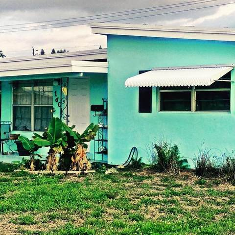 1601 NE 39 Street, Pompano Beach, FL 33064 (#RX-10687074) :: Michael Kaufman Real Estate
