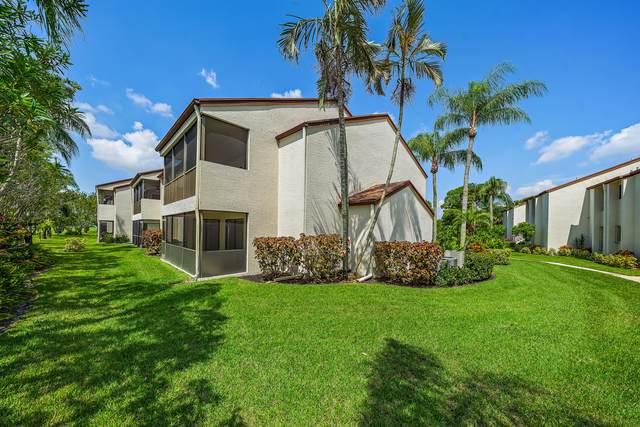 201 Wingfoot Drive A, Jupiter, FL 33458 (MLS #RX-10687079) :: Berkshire Hathaway HomeServices EWM Realty