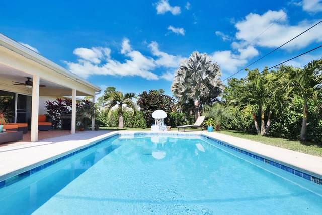 1871 SE Manth Lane, Port Saint Lucie, FL 34983 (MLS #RX-10687081) :: Berkshire Hathaway HomeServices EWM Realty