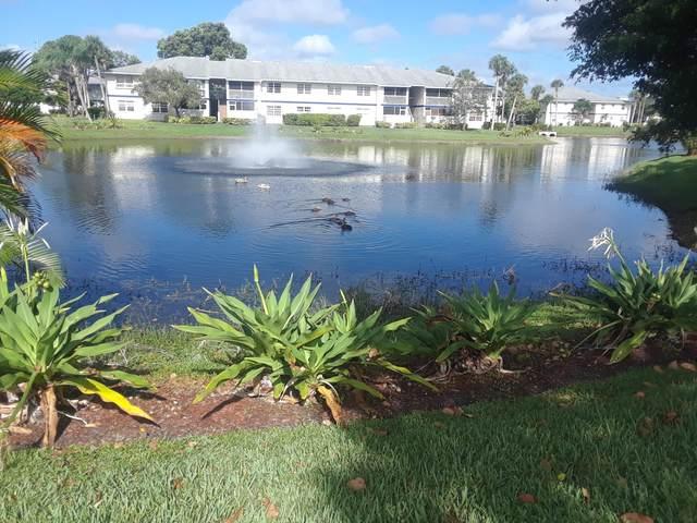 1558 SE Royal Green Circle #106, Port Saint Lucie, FL 34952 (MLS #RX-10687104) :: Berkshire Hathaway HomeServices EWM Realty