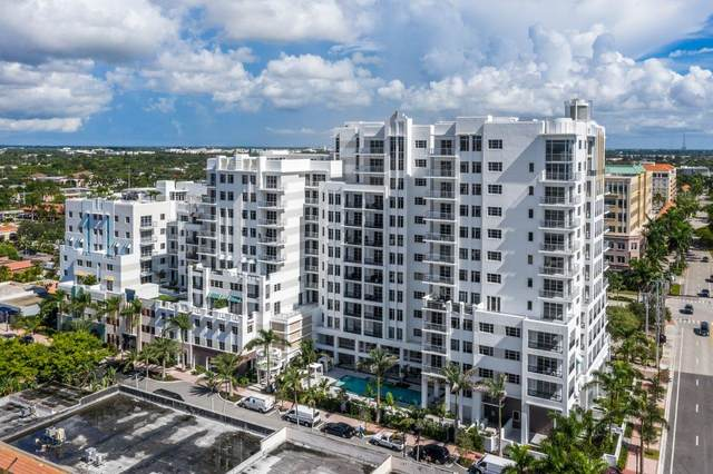 155 E Boca Raton Road #822, Boca Raton, FL 33432 (#RX-10687105) :: Realty One Group ENGAGE