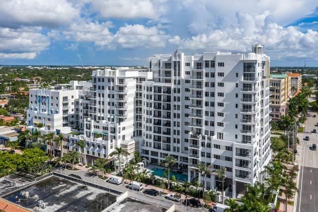 155 E Boca Raton Road #822, Boca Raton, FL 33432 (#RX-10687105) :: Posh Properties