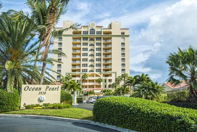3920 N Highway A1a #501, Fort Pierce, FL 34949 (MLS #RX-10687110) :: Berkshire Hathaway HomeServices EWM Realty