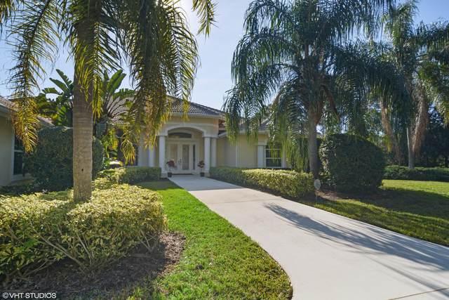 7841 Sabal Lake Drive, Port Saint Lucie, FL 34986 (MLS #RX-10687125) :: Berkshire Hathaway HomeServices EWM Realty