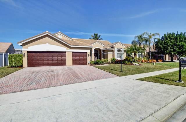 9751 Enchanted Pointe Lane, Boca Raton, FL 33496 (MLS #RX-10687155) :: Castelli Real Estate Services