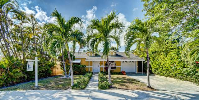 1221 N M Street, Lake Worth Beach, FL 33460 (MLS #RX-10687174) :: Laurie Finkelstein Reader Team