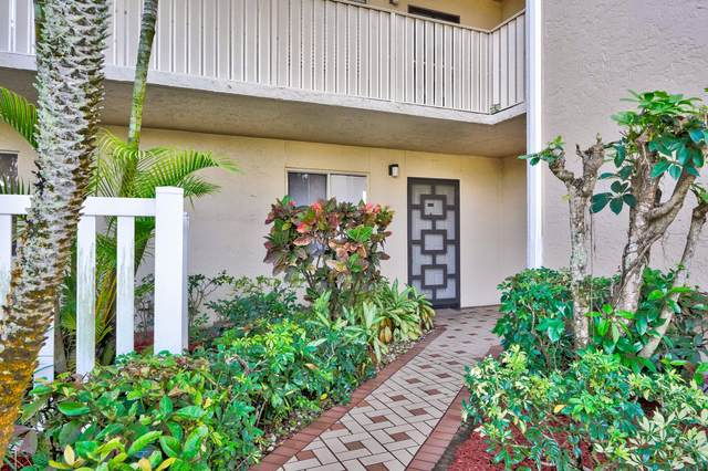 14376 Amberly Lane #108, Delray Beach, FL 33446 (#RX-10687175) :: Signature International Real Estate