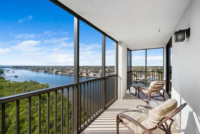 3420 S Ocean Boulevard 12Z, Highland Beach, FL 33487 (#RX-10687199) :: Signature International Real Estate