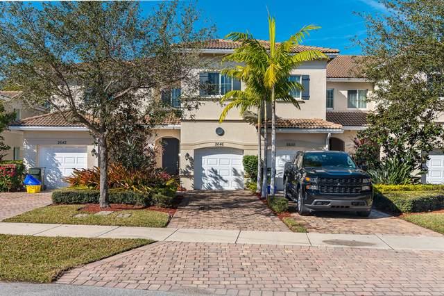 2646 Webb Avenue, Delray Beach, FL 33444 (#RX-10687238) :: Exit Realty Manes Group