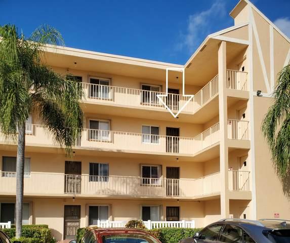 7145 Huntington Lane #308, Delray Beach, FL 33446 (#RX-10687242) :: Exit Realty Manes Group