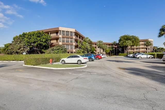 4702 Fountains Drive S #106, Lake Worth, FL 33467 (#RX-10687254) :: Posh Properties