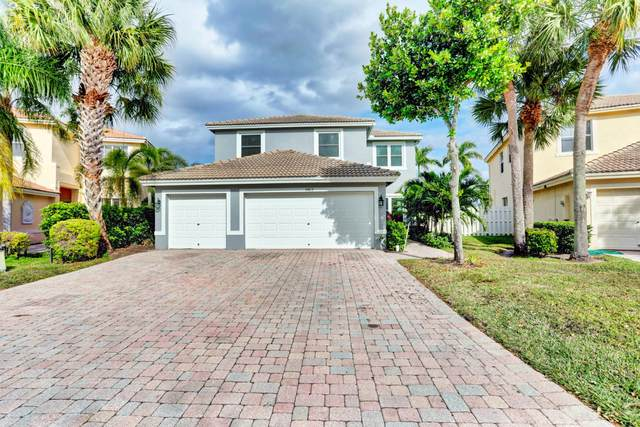 4902 Victoria Circle, West Palm Beach, FL 33409 (#RX-10687265) :: Exit Realty Manes Group