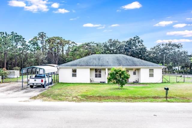 9710 SE 61st Drive, Okeechobee, FL 34974 (#RX-10687299) :: Treasure Property Group