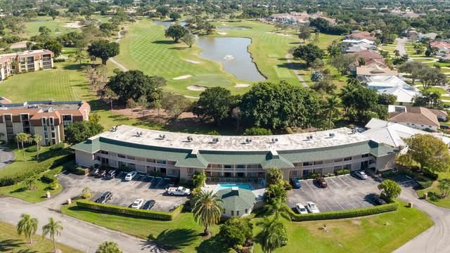 11800 Avenue Of The Pga #15, Palm Beach Gardens, FL 33418 (#RX-10687313) :: Baron Real Estate