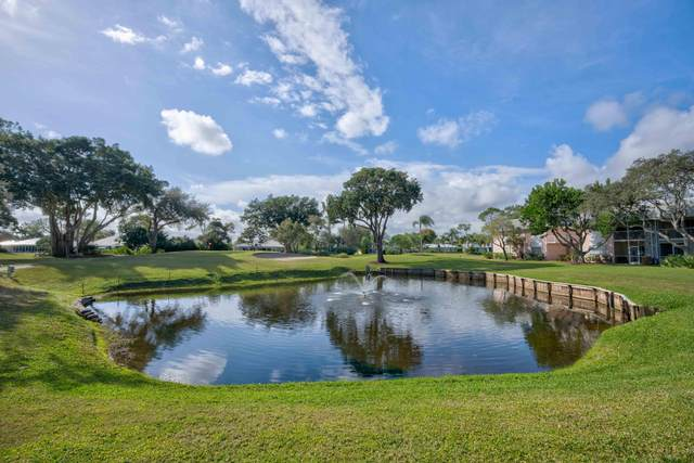 18081 SE Country Club Drive #337, Jupiter, FL 33469 (#RX-10687342) :: Baron Real Estate