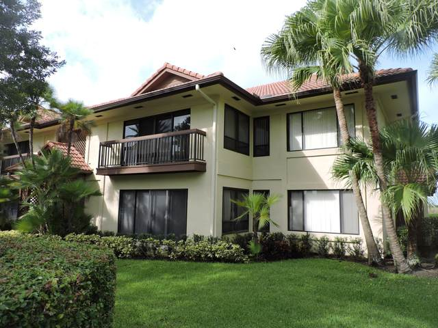 1111 Duncan Circle #204, Palm Beach Gardens, FL 33418 (#RX-10687351) :: Ryan Jennings Group
