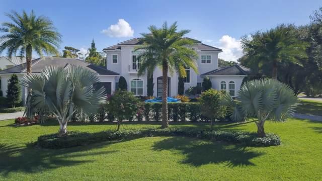 14100 N Miller Drive, Palm Beach Gardens, FL 33410 (#RX-10687377) :: Signature International Real Estate