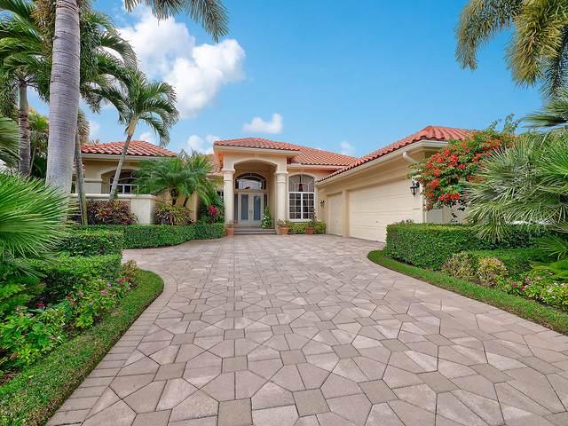 1002 Grand Isle Way, Palm Beach Gardens, FL 33418 (MLS #RX-10687533) :: Miami Villa Group
