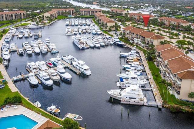 2501 Marina Isle Way #503, Jupiter, FL 33477 (#RX-10687550) :: Posh Properties
