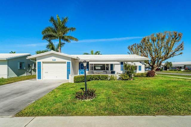 1801 SW 13th Avenue, Boynton Beach, FL 33426 (MLS #RX-10687568) :: Castelli Real Estate Services