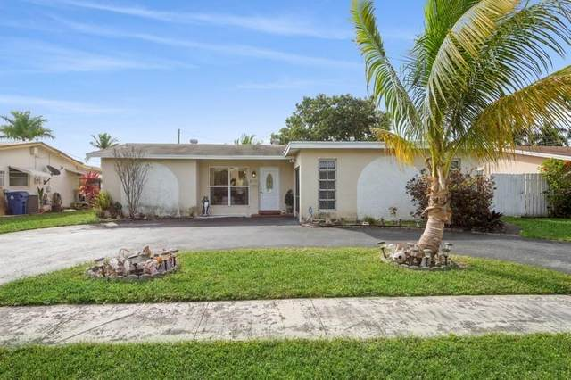 8770 NW 27 Place, Sunrise, FL 33313 (MLS #RX-10687587) :: THE BANNON GROUP at RE/MAX CONSULTANTS REALTY I