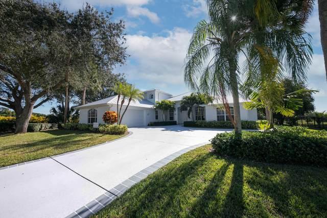 3379 SE River Vista Drive, Port Saint Lucie, FL 34952 (MLS #RX-10687600) :: Castelli Real Estate Services