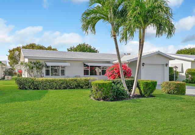 109 SW 9th Street, Boynton Beach, FL 33426 (#RX-10687653) :: Realty One Group ENGAGE