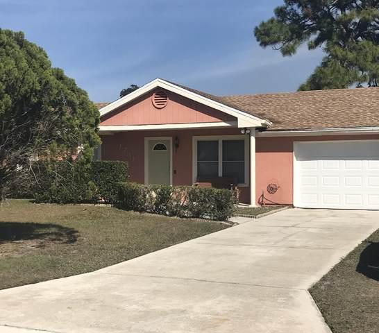 1731 SE Elkhart Terrace, Port Saint Lucie, FL 34952 (MLS #RX-10687724) :: Laurie Finkelstein Reader Team