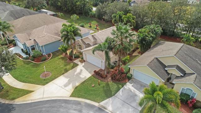 550 SW Sundance Trail, Port Saint Lucie, FL 34953 (MLS #RX-10687728) :: Berkshire Hathaway HomeServices EWM Realty